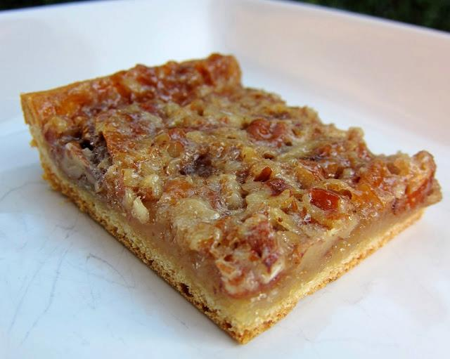 Easiest Ever Pecan Bars